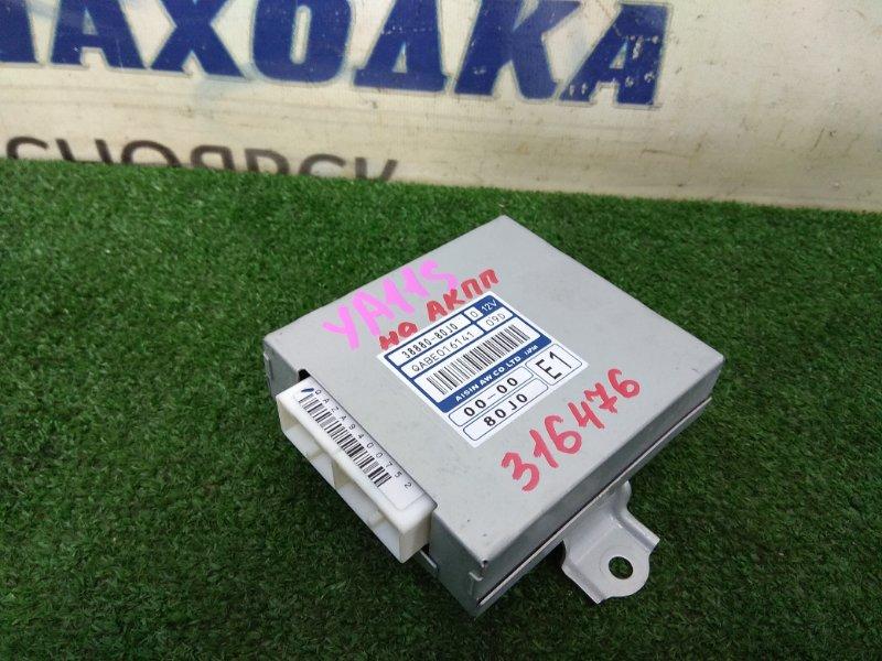 Компьютер Suzuki Sx-4 YA11S M15A 2006 Блок управления АКПП