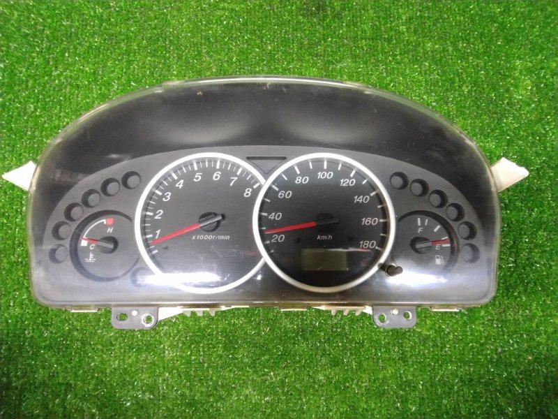Щиток приборов Mazda Tribute EPEW YF-DE E10055430L 2WD,сломаны уши