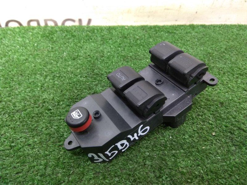 Блок управления стеклоподъемниками Honda Fit GD1 L13A 2001 передний правый