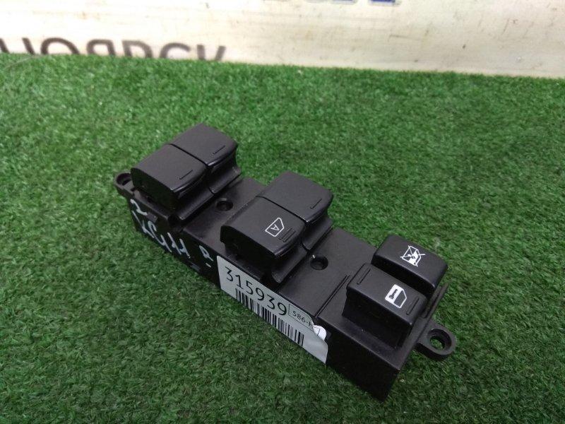 Блок управления стеклоподъемниками Nissan Bluebird Sylphy KG11 MR20DE 2005 передний правый
