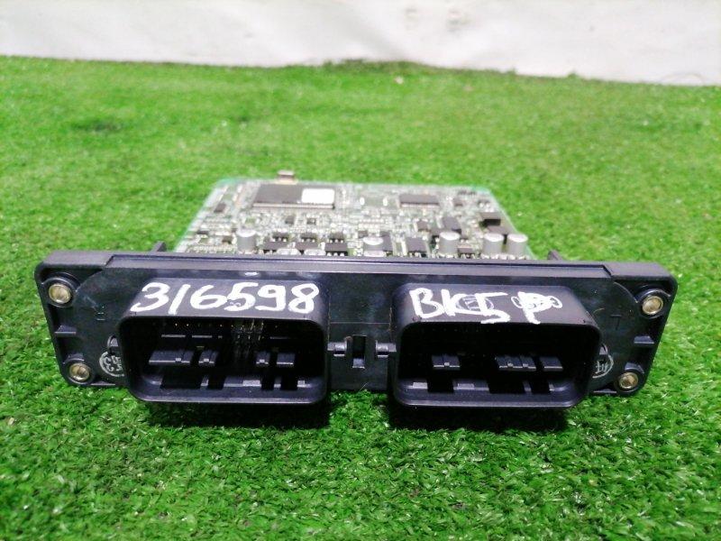 Компьютер Mazda Axela BK5P ZY-VE 2003 блок управления ДВС / 2005 г.в. А/Т