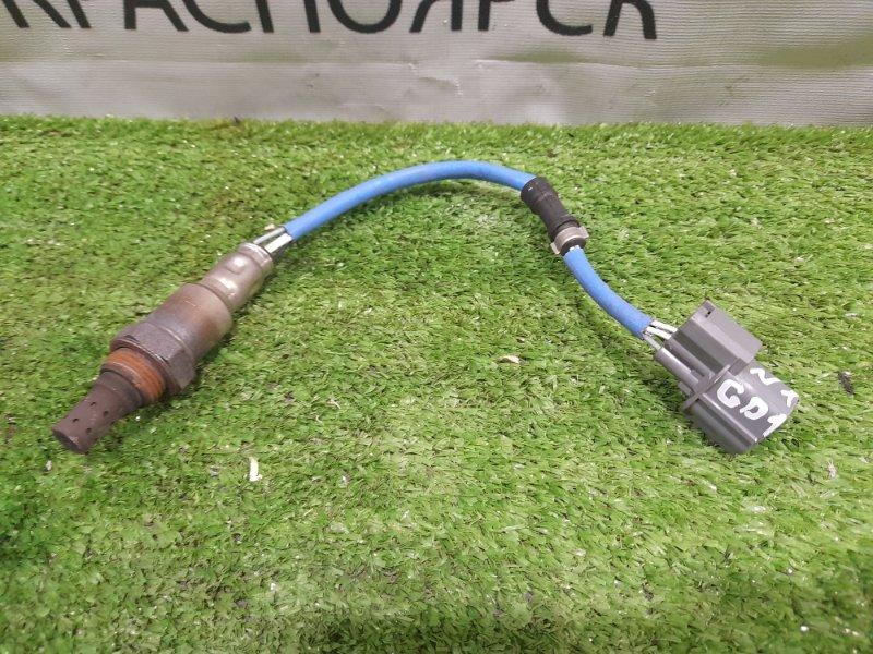 Лямбда-зонд Honda Fit GD1 L13A 2001 передний верхний перед катализатором, 4 контакта