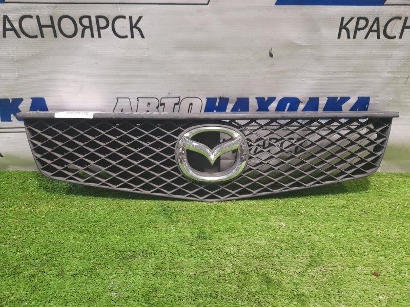 Решетка радиатора Mazda Laputa HP22S K6A 2000 рестайлинг
