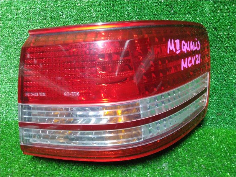 Фонарь задний Toyota Mark Ii Qualis MCV21 1MZ-FE правый 33-28 1MOD