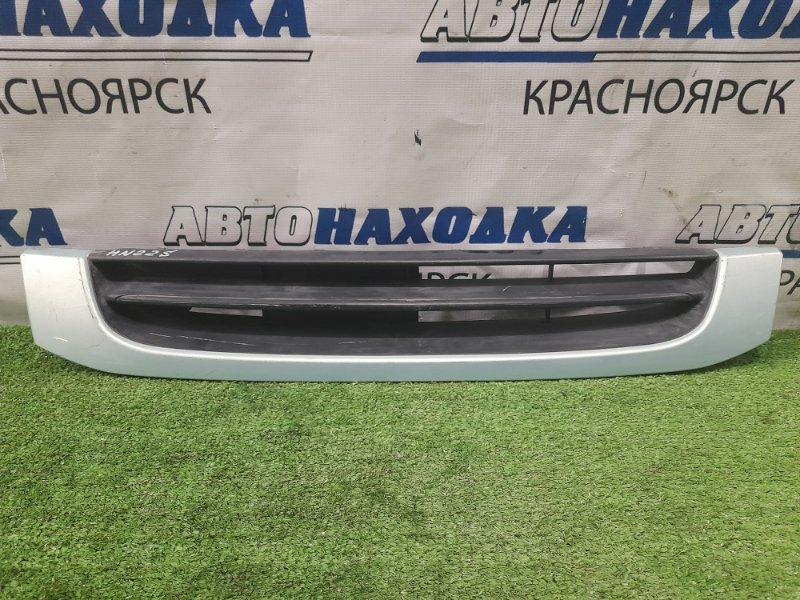 Решетка радиатора Suzuki Kei HN22S K6A 2000 рестайлинг, 71741-82GO, царапины, потёртости