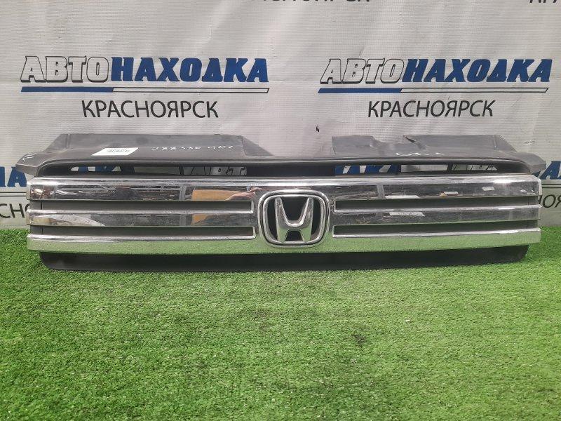 Решетка радиатора Honda Mobilio Spike GK1 L15A 2004 рестайлинг, 71120-SEY-J111, многочисленные