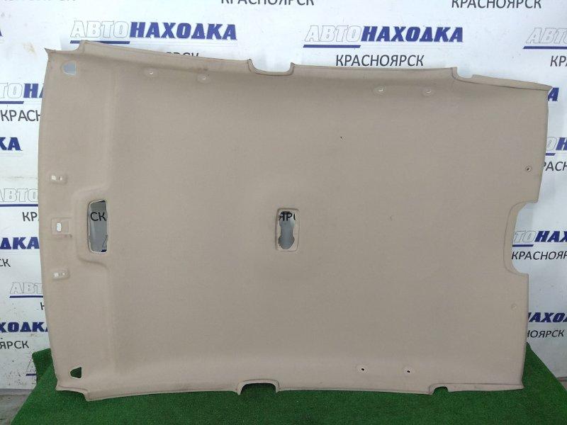 Обшивка крыши Toyota Vista ZZV50 1ZZ-FE 1998 код салона FA02, есть заломы