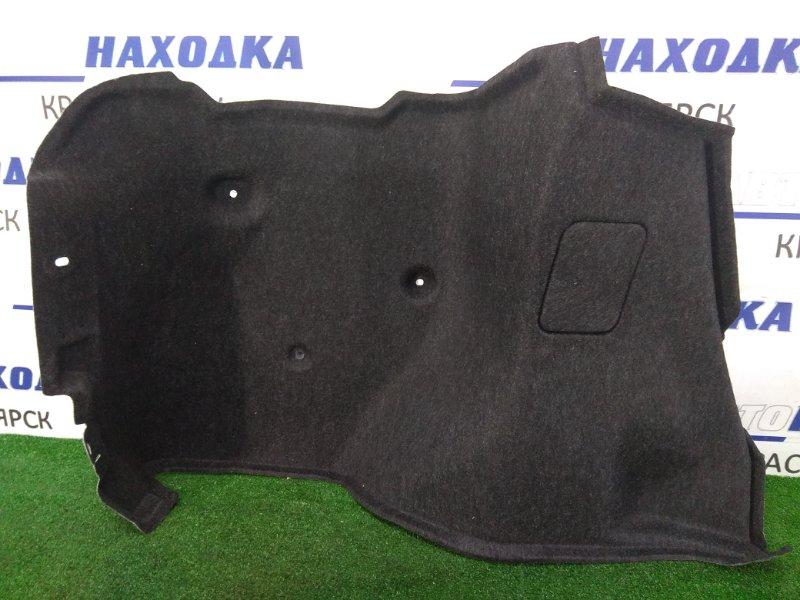 Обшивка багажника Nissan Bluebird Sylphy KG11 MR20DE 2005 задняя левая ХТС, задняя левая, черная