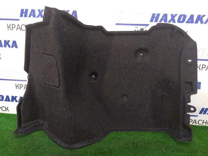 Обшивка багажника Nissan Bluebird Sylphy KG11 MR20DE 2005 задняя правая ХТС, задняя правая, черная