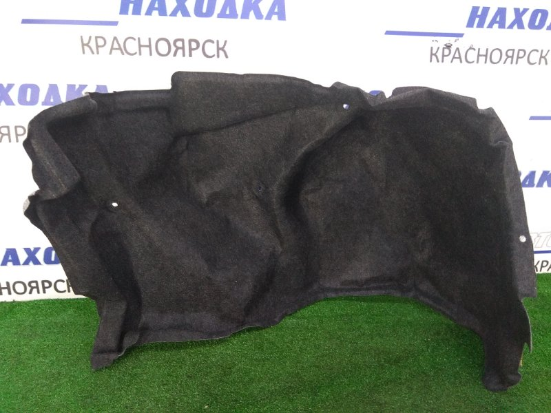 Обшивка багажника Toyota Belta KSP92 1KR-FE 2005 задняя правая ХТС, правая боковая, черная