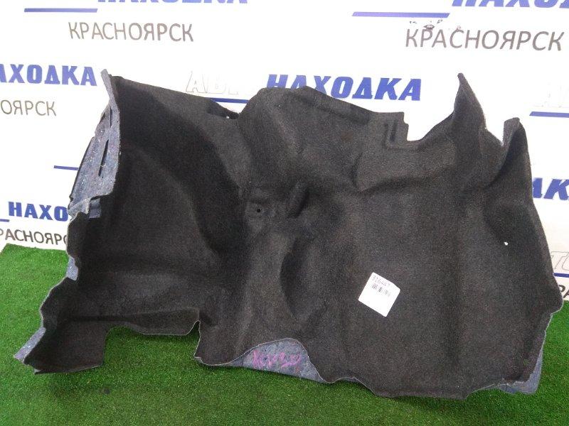 Обшивка багажника Toyota Camry ACV30 2AZ-FE 2001 задняя левая ХТС, левая боковая, черная