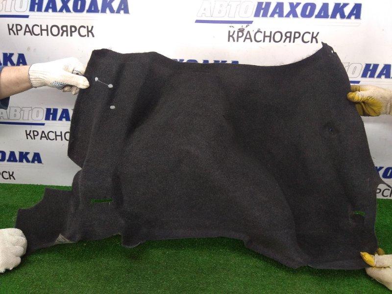 Обшивка багажника Nissan Qashqai J10 MR20DE 2007 задняя правая ХТС, правая боковая, черная