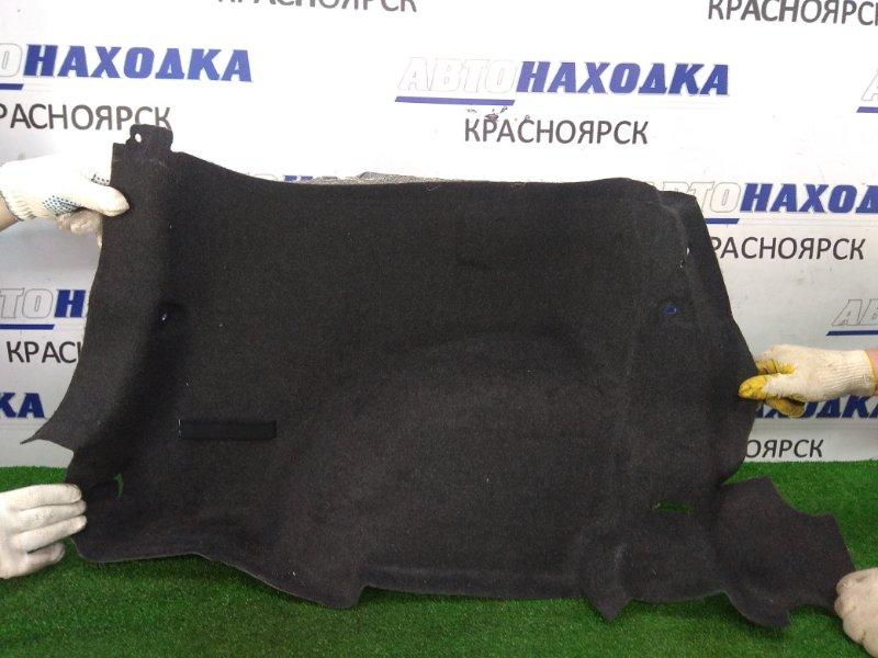Обшивка багажника Nissan Qashqai J10 MR20DE 2007 задняя левая ХТС, левая боковая, черная