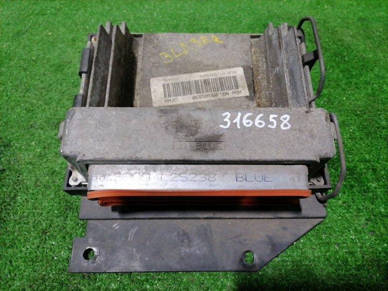 Компьютер Chevrolet Blazer CT34G L35 1998 12201281 блок управления ДВС