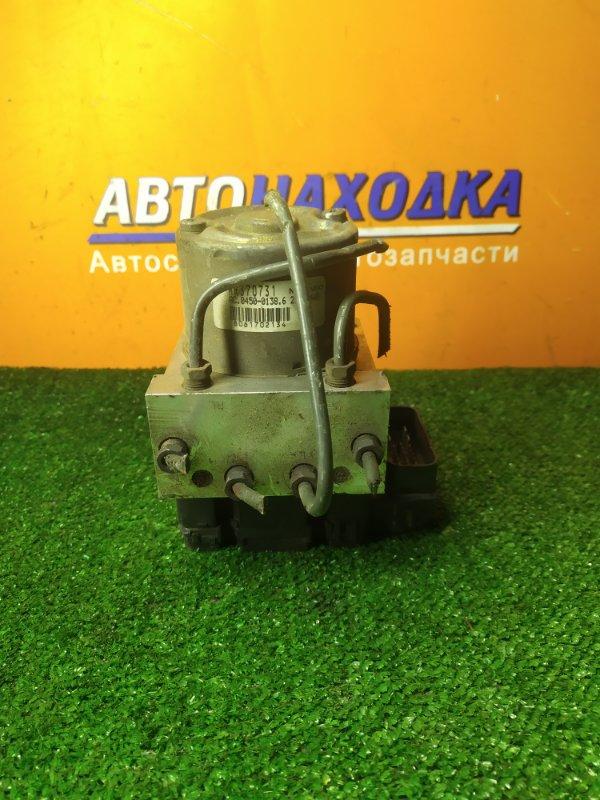 Блок abs Mitsubishi Chariot Grandis N84W 4G64 MR370731