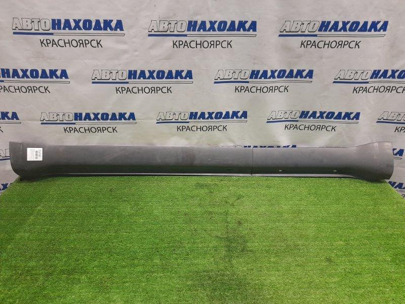 Порог Mazda Tribute EPEW YF 2000 левый левый, некрашеный, составной из 2-х частей