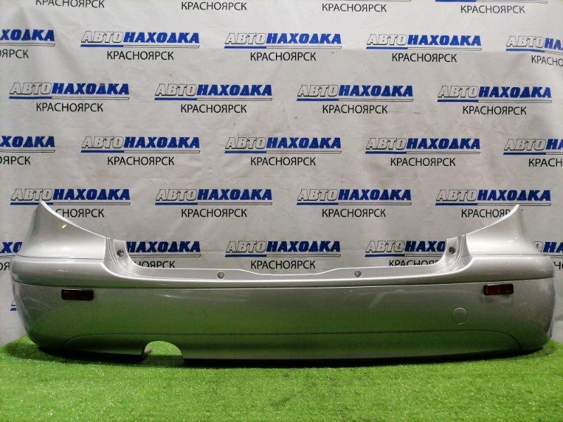 Бампер Mercedes-Benz A170 169.032 266.940 2004 задний задний, дорестайлинг, есть незначительные