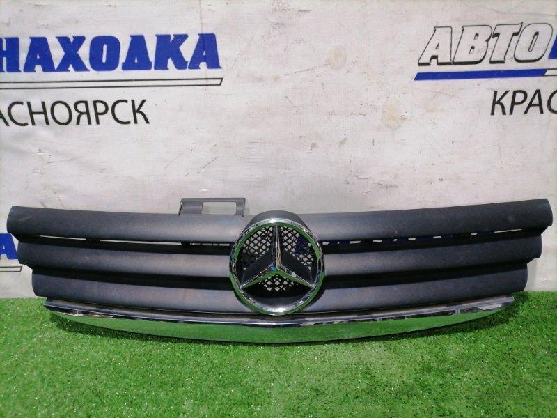 Решетка радиатора Mercedes-Benz A170 169.032 266.940 2004 дорестайлинг, в ХТС