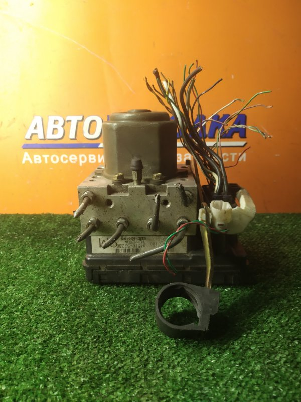 Блок abs Toyota Probox NCP51 1NZ-FE 44510-52230
