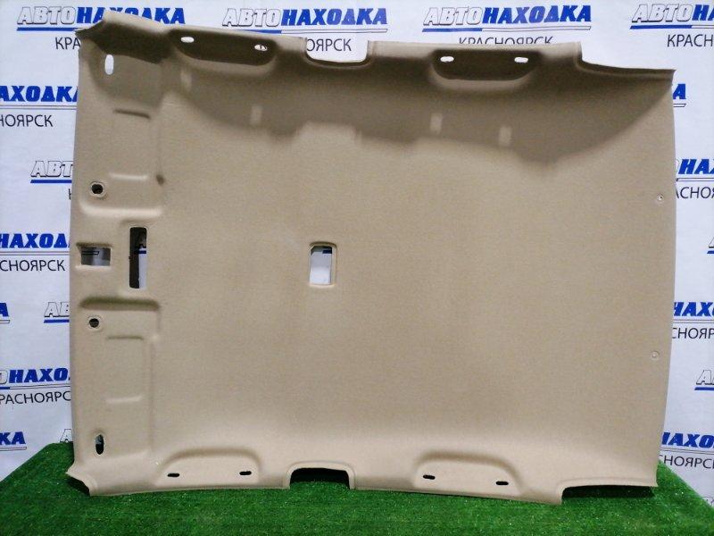 Обшивка крыши Honda Fit Aria GD8 L15A 2002 угол под чистку (см.фото).
