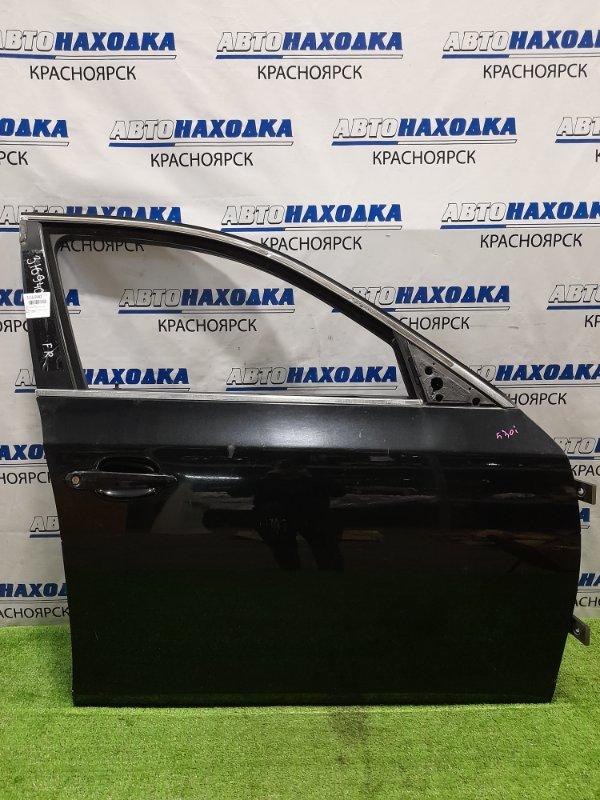Дверь Bmw 530I E60 N52B30 2003 передняя правая Передняя правая. Есть мелкие сколы. Без заряда и