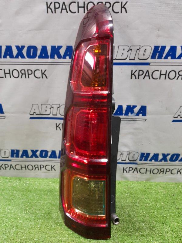 Фонарь задний Honda Crossroad RT3 R20A 2007 задний левый P6918 левый, P6918, лёгкие потёртости