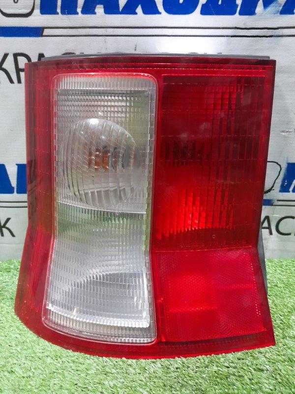 Фонарь задний Honda Mobilio GB2 L15A 2001 задний левый P2399 левый, P2399, дорестайлинг,