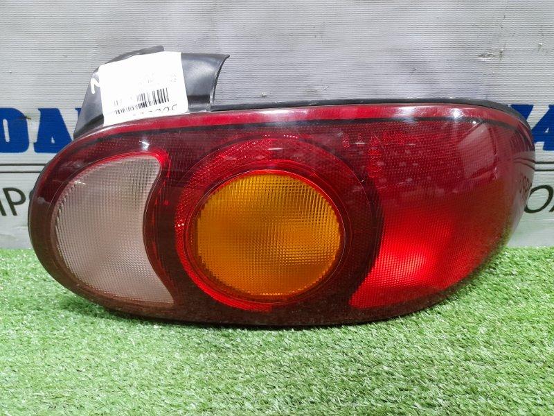 Фонарь задний Mazda Roadster NB6C B6-ZE 1998 задний правый 4816 правый, дорестайлинг, 4816