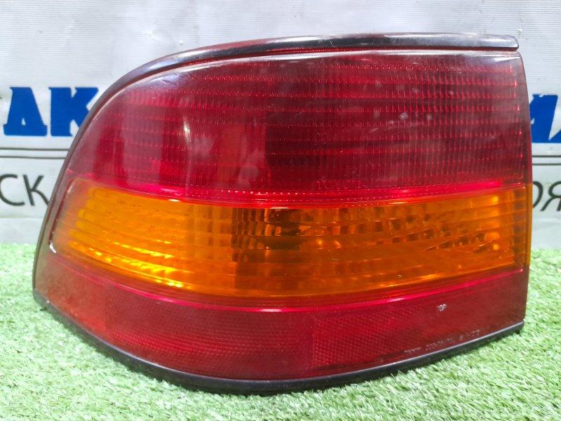 Фонарь задний Toyota Windom MCV21 2MZ-FE 1996 задний левый 33-24 левый, 33-24, дорестайлинг,