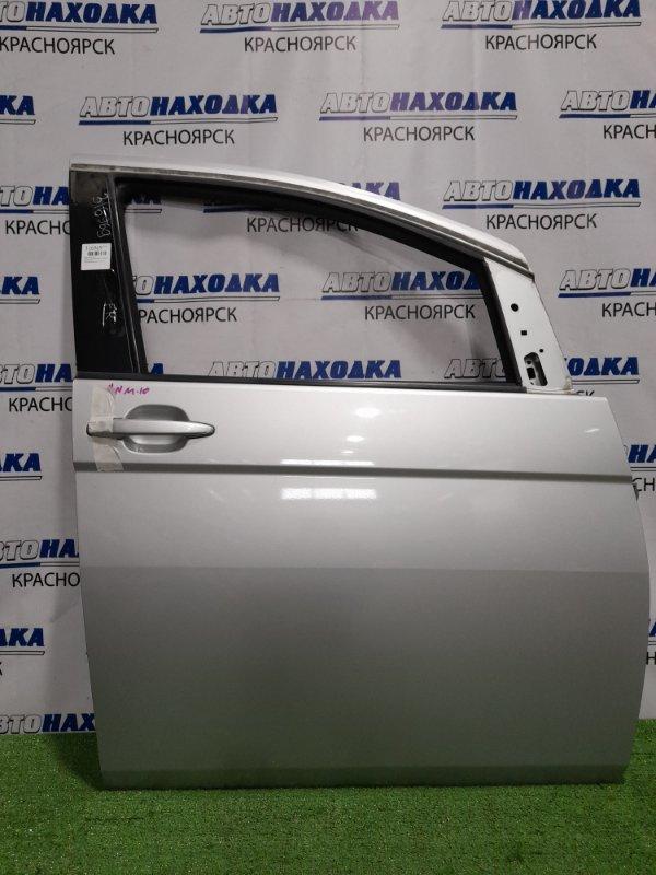Дверь Toyota Isis ANM10G 1AZ-FSE 2004 передняя правая Передняя правая, цвет 1F7. В ХТС.