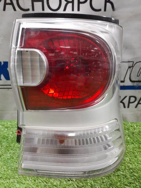 Фонарь задний Daihatsu Tanto L375S KF-VE 2007 задний правый 20507 ХТС, правый, комплектация CUSTOM, 20507,