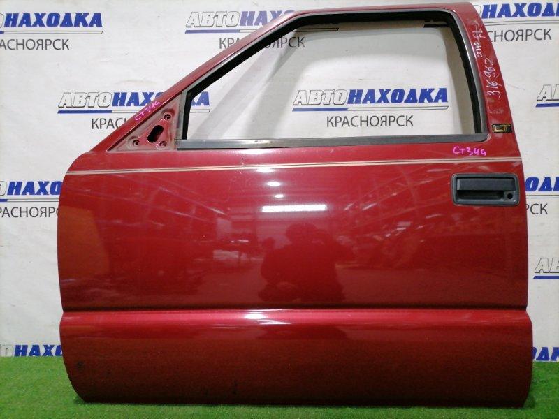 Дверь Chevrolet Blazer CT34G L35 1998 передняя левая Передняя левая. Без стекла и стеклоподъемника.