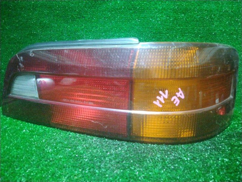 Фонарь задний Toyota Sprinter Trueno AE110 5A-FE правый 12426 R 1995-2000