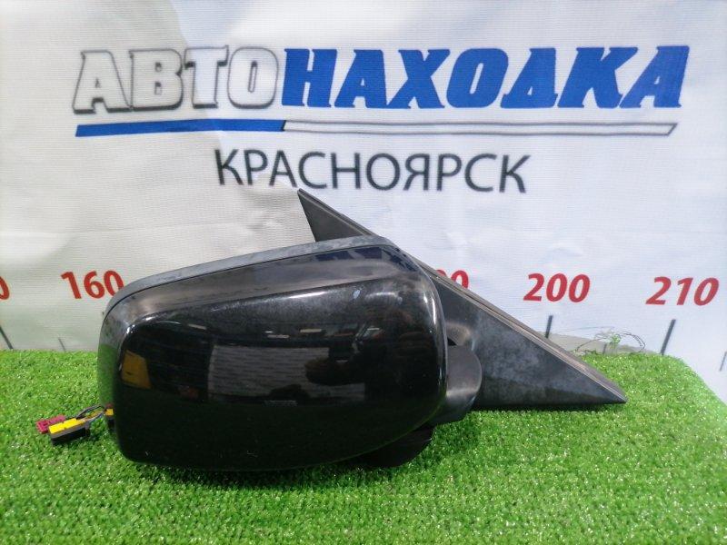 Зеркало Bmw 530I E60 N52B30 2003 переднее правое Правое, 2+4+5 контактов, в ХТС.