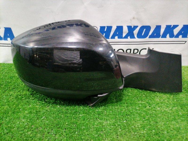 Зеркало Suzuki Splash XB32S K12B 2008 переднее правое Правое, 5 контактов. В ХТС.