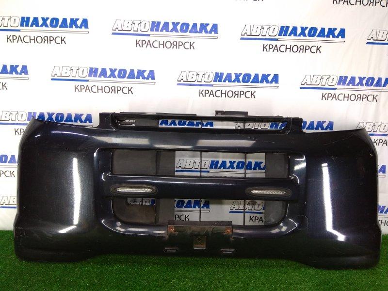 Бампер Daihatsu Hijet S320V EF-VE 2004 передний передний, 10 поколение 1 модель (дорестайл), фургон,