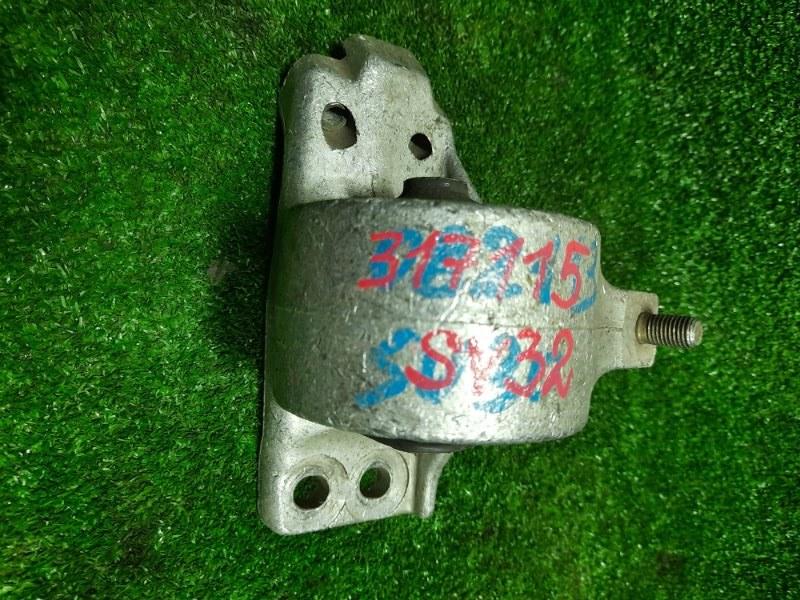 Подушка двигателя Toyota Camry SV32 4S-FE левая 12372-74300 MT