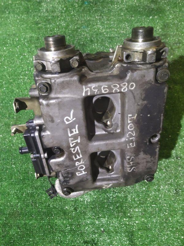 Головка блока цилиндров Subaru Forester SF5 EJ20-T правая EJ206, нет шайбы