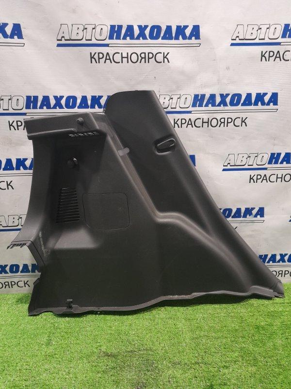 Обшивка багажника Suzuki Splash XB32S K12B 2008 задняя левая нижняя Левая, незначительный дефект