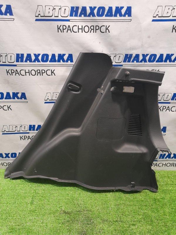 Обшивка багажника Suzuki Splash XB32S K12B 2008 задняя правая нижняя Правая, с подсветкой, в ХТС.