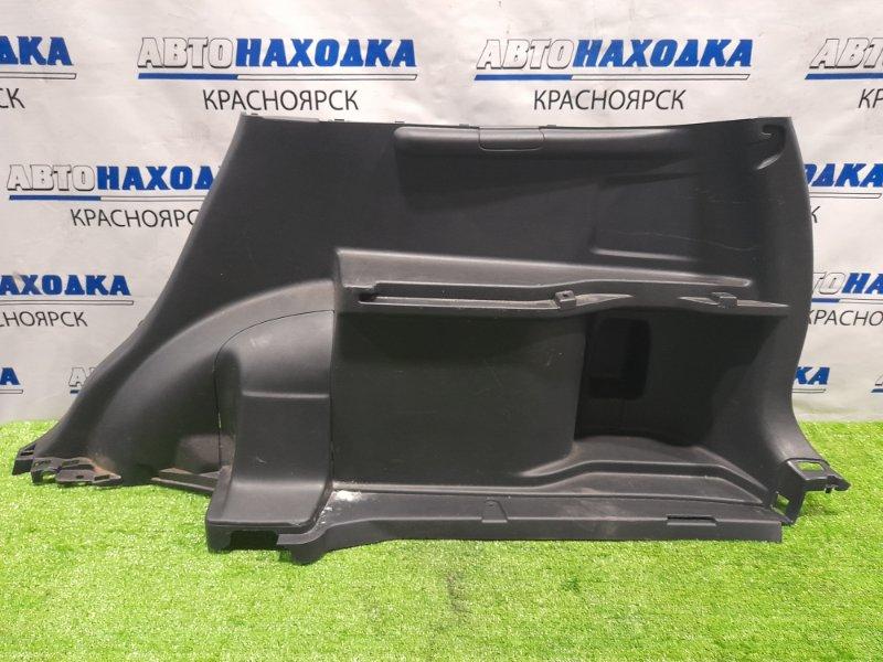 Обшивка багажника Honda Cr-V RE3 K24A 2006 задняя правая нижняя правая, есть потертости / цвет NH642L