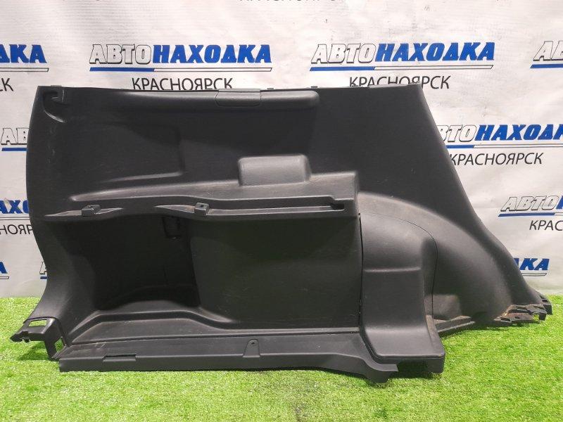 Обшивка багажника Honda Cr-V RE3 K24A 2006 задняя левая нижняя Левая, с розеткой, есть потертости