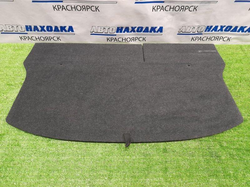 Пол багажника Suzuki Splash XB32S K12B 2008 Жесткий, складной, в ХТС.