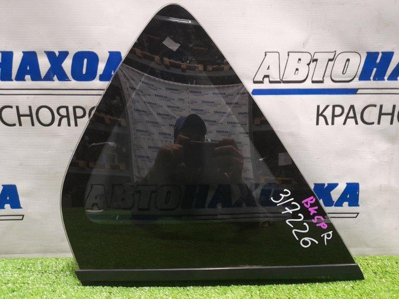 Стекло собачника Mazda Axela BK5P ZY-VE 2003 заднее правое Заднее правое с молдингом. Тонировка