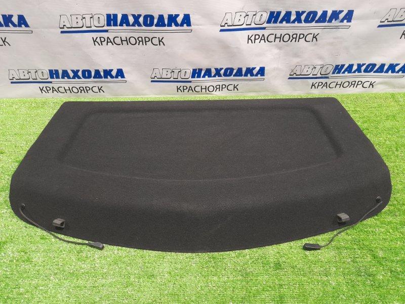 Полка багажника Mazda Axela BL5FW ZY-VE 2009 хэтчбэк, незначительные дефекты с внутренней