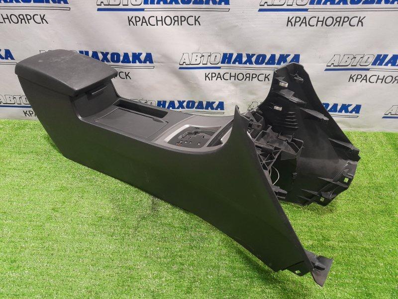 Подлокотник Mazda Axela BL5FW ZY-VE 2009 консоль между передних сидений с
