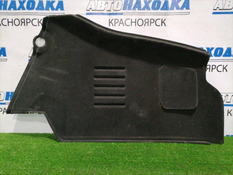 Обшивка багажника Audi Tt 8N3 AUQ 1998 правая нижняя Правая, боковая.