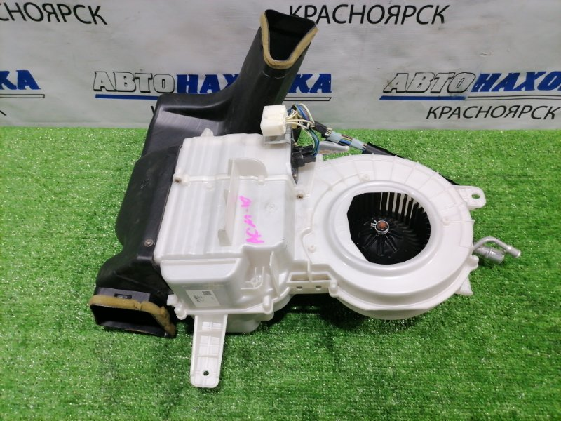 Радиатор печки Toyota Gaia ACM10G 1AZ-FSE 2001 задний задняя печка в сборе: корпус, мотор,