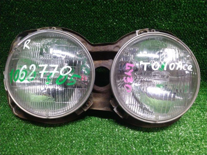 Лампа-фара Toyota Toyoace LY30 15B-F передняя правая