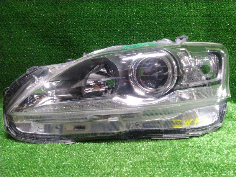 Фара Lexus Ct200H ZWA10 передняя левая 76-5